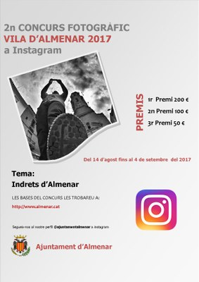 2n Concurs Vila Almenar Instagram