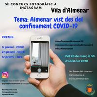 5è concurs Instagram Vila d'Almenar