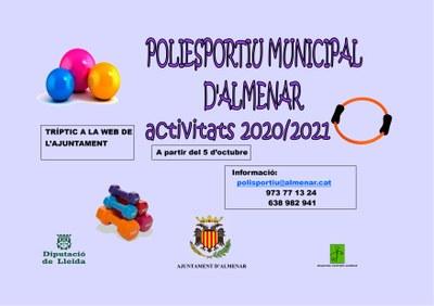 Activitats esportives 2020/2021