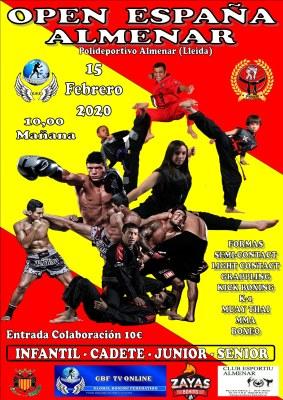 Campionat nacional d'arts marcials