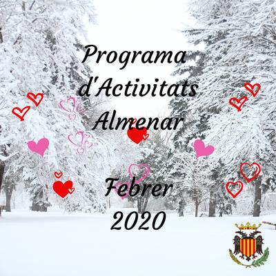 Programa d'Activitats Febrer 2020