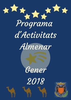 Programa d'Activitats Gener 2018
