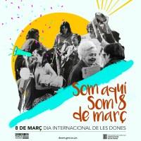 8 DE MARÇ, DIA INTERNACIONAL DE LES DONES