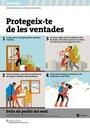 CONSELLS EN CAS DE NEVADES O DE SITUACIONS AMB MOLT DE VENT