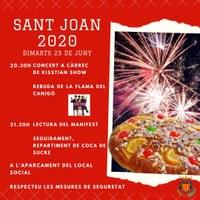 REVETLLA DE SANT JOAN 2020
